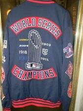 Boston Red Sox 7-Time World Series Jacket
