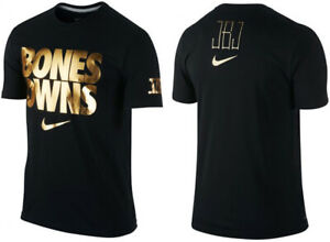 Jon Jones Nike BONES OWNS T Shirt UFC 165 Gustafsson XXL 2XL BRAND NEW