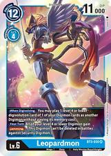 SUPER RARE Leopardmon BT3-030 - Digimon Release Special Booster VER 1.0