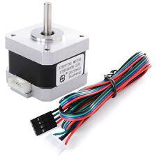 Motor PAP Nema 17 para Impresora 3D Stepper 17HS4401 RepRap Printer Prusa I20