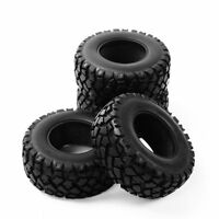 Rubber 4pcs RC 1:10 Short Course Truck Tires Tyre Set For TRAXXAS SLASH HSP Car