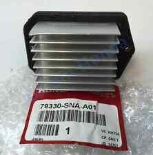 🔥Genuine OEM Honda Accord Civic CR-V Acura TSX Blower Motor Resistor Transistor