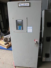 Russelectric 400 Amp Automatic Transfer Switch Ats49