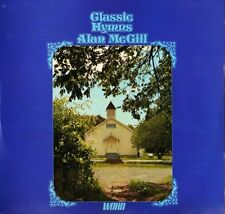 ALAN MCGILL classic hymns WST 9534 uk word 1975 LP PS EX/EX