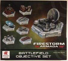 Firestorm Armada: Battlefield Objective Set FAEX04