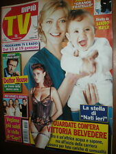 Dipiù Tv.VITTORIA BELVEDERE,DAVIDE DEVENUTO,CINZIA MOLENA,BLAS ROCA REY,iii