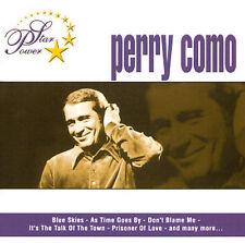 Star Power: Perry Como by Perry Como (CD, Nov-2001, Direct Source) NO SCRATCHES