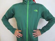 North Face Mens Helata Fz Pavilion Green Action Sport Size M
