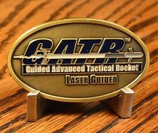 GATR Guided Advanced Tactical Rocket Laser Guided ATK / Elbit Systems Coin X
