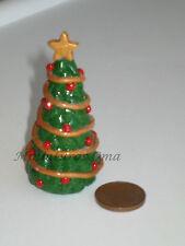 Broche Árbol de Navidad en fimo artesanía NOVEDAD