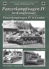 Tankograd 4006: Panzerkampfwagen IV in Combat