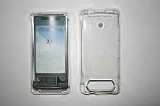Crystal Case Klarsichtgehäuse für Sony Ericsson Xperia  X1
