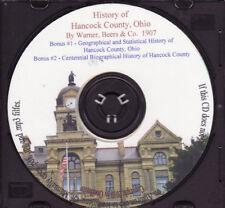 Hancock County Ohio History + Bonus