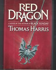 RED DRAGON Thomas Harris Signed 1st