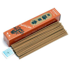 Set of 12 Boxes Nippon Kodo Morning Star CINNAMON Incense (Total 600 sticks)