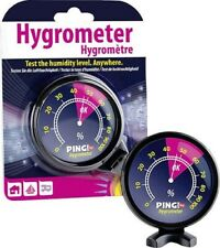 PINGI HYGROMETER TEST HUMIDITY LEVELS IN HOME GARAGE CAMPER CARAVAN   PHT-100