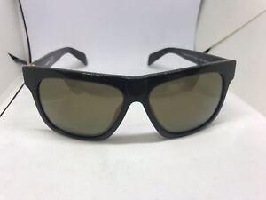Diesel Style Sunglasses in Black Orange DL0072 96G 58