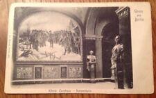 Hist. PK (1900): Gruß aus Berlin, Königl. Zeughaus - Ruhmeshalle, s/w