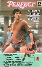 Perfect (1985) VHS Columbia 1a Ed. - John Travolta