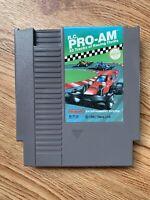 R.C. Pro-AM (Nintendo Entertainment System, NES) *AUTHENTIC, TESTED*