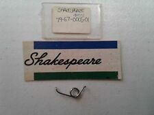 1 new old stock Shakespeare 2410 Fishing Reel Bail Spring 79-67-0005-01
