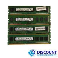 16GB KIT 4 x 4GB  Memory RAM Kit for Dell Optiplex 780 790 980 7010 7020 9010 DT