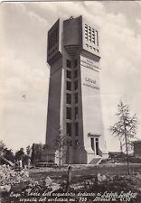# LUGO: TORRE DELL'ACQUEDOTTO DEDICATO AI CADUTI LUGHESI..  1951
