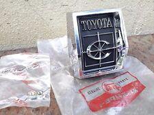 TOYOTA CORONA RT60 RT70 Mark ll Emblem Badge Front Grilles Genuine Parts JAPAN