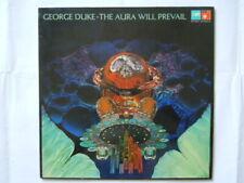 GEORGE DUKE - The Aura Will Prevail * Vinyl LP Jazz Fusion MPS BASF 1975 Rar Top
