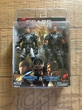 Gears of War 2: Marcus Fenix vs Dominic Santiago 2-Pack Toys R Us Exclusive