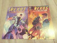 NEXUS: LIBERATOR 1-4 SET PA1-40 HIGH GRADE COMIC BOOK