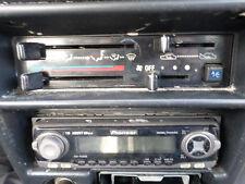 1991 Daihatsu Charade G100 Heater Control Panel S/N# V6679 BF9229