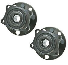 Pair Set 2 Rear Moog Wheel Bearing Hub Assy Kit for Volvo C30 C70 S40 V50 AWD