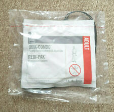 Physio-Control Quik-Combo Redi-Pak Adult AED Electrodes Pads 11996-000017