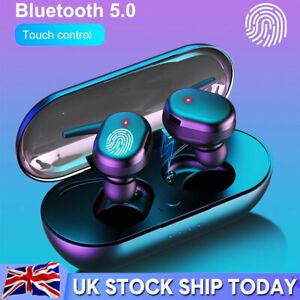 Bluetooth 5.0 Wireless Headphones Mini Earphones In Ear Pods For iPhone Android