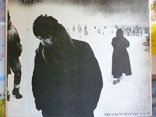 "U2 The Strength of Youth 12"" Vinyl Live in Belgium 1982"