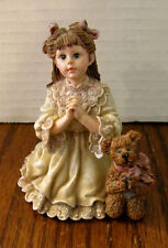 Boyds Dollstone -- Yesterday's Child -- Mary and Paul: The Prayer #3531-01