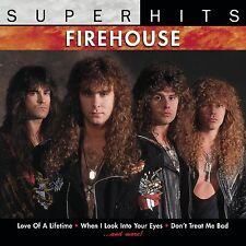FIREHOUSE : SUPER HITS (CD) sealed