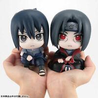 Pre-Order MegaHouse Rukappu Naruto Shippuden Itachi Sasuke Uchiha Figure A1350