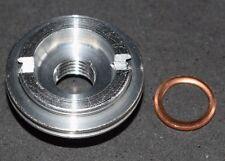 "Cox .049 .051 Airplane Engine Glow Head Adapter - Standard Plug (1/4"") 049 051"