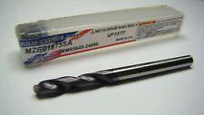 """MITSUBISHI Carbide Drill 3/16"""" 0.1875"""" MZE01875SA VP15TF -5086E1985"""