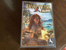 PEGASUS Adventure Island, 2-5 Spieler, Brettspiel