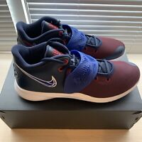 Kyrie Flytrap 3 Basketball Shoe NEW In Box Sz 14 Blue Red