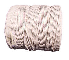 2.25mm thick cotton twine string pack of 6 spools size ref 3