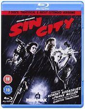 Sin City [Blu-ray] [DVD][Region 2]