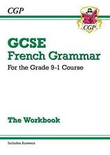 New GCSE French Grammar Workbook - for the Grade 9-1 Course (includes Answers) b