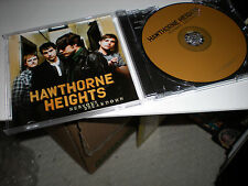 Hawthorne Heights Nervous Breakdown CD SINGLE one track