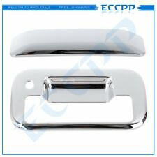 Chrome Plated Tailgate Handle Cover for 2008-2015 Ford F-250 Super Duty