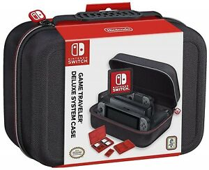 Nintendo Switch Game Traveler Deluxe System Case New