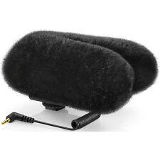 Sennheiser MZH 440 Fur Windshield for MKE 440 Stereo Shotgun Microphone
